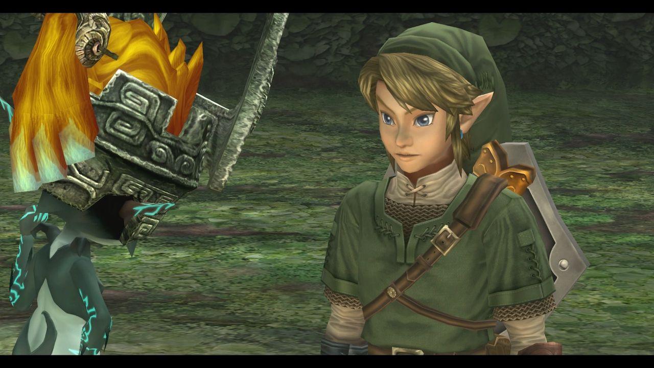 The Legend of Zelda: Twilight Princess HD avrà controlli migliorati