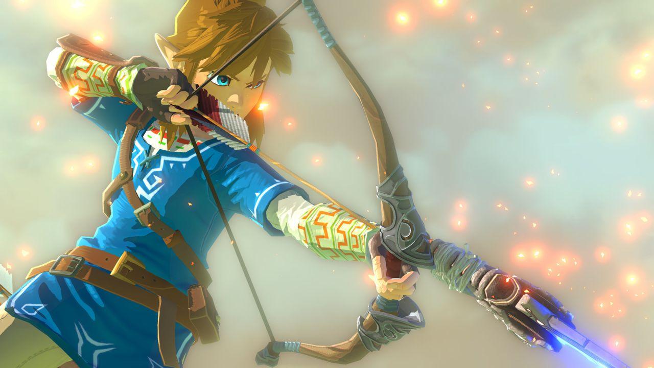 The Legend of Zelda uscirà nel 2017 su Wii U e NX