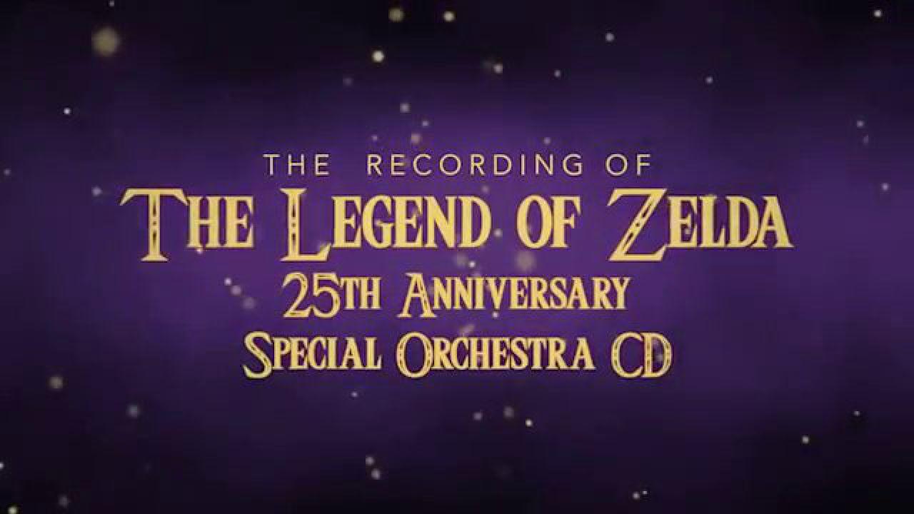 The Legend of Zelda : un video di ringraziamenti