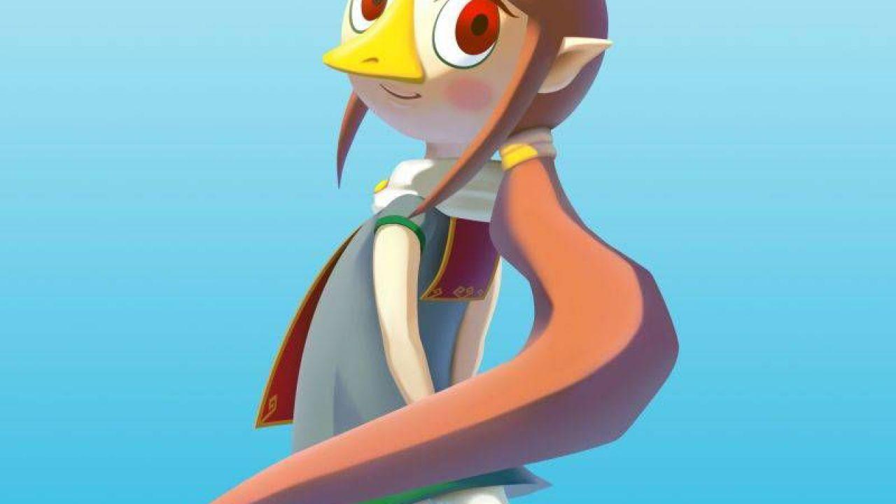 The Legend of Zelda Wind Waker HD per Nintendo Wii U uscirà ad Ottobre 2013