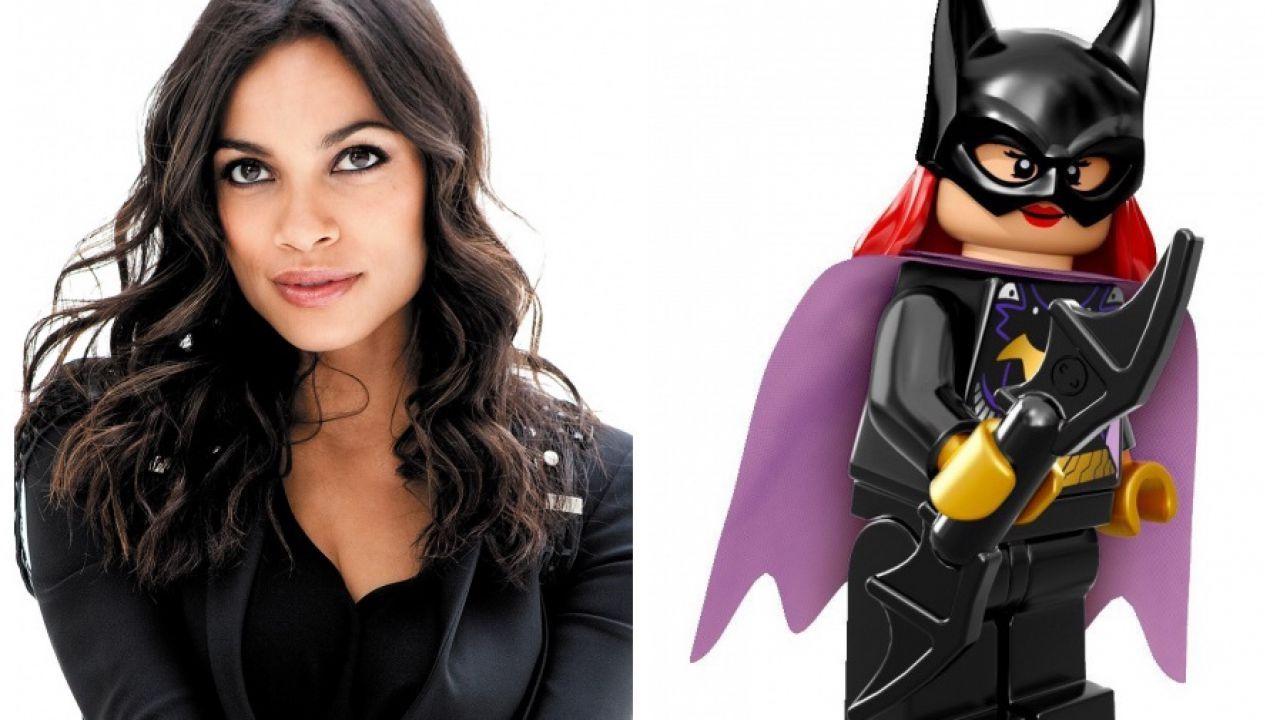 The LEGO Batman Movie: Rosario Dawson sarà Batgirl