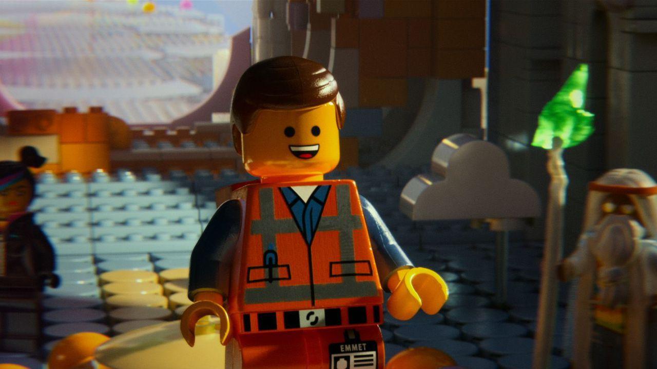 The LEGO Movie: R2-D2 doveva apparire nel film