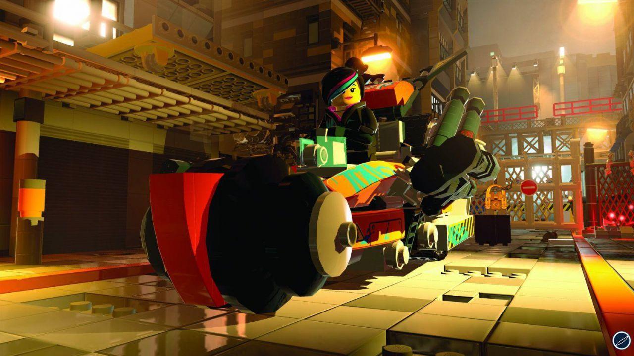 The LEGO Movie Videogame disponibile su App Store