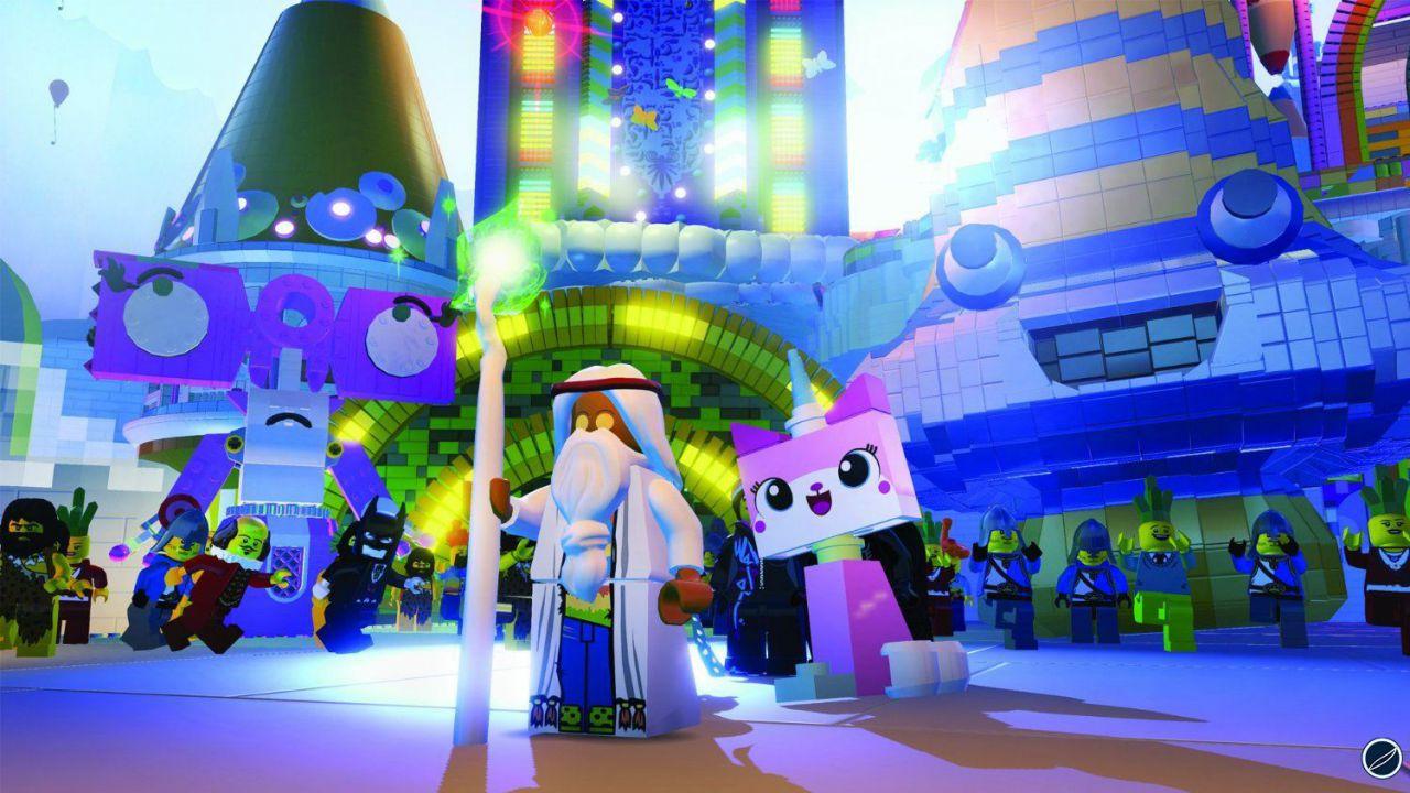 The LEGO Movie Videogame disponibile nei negozi