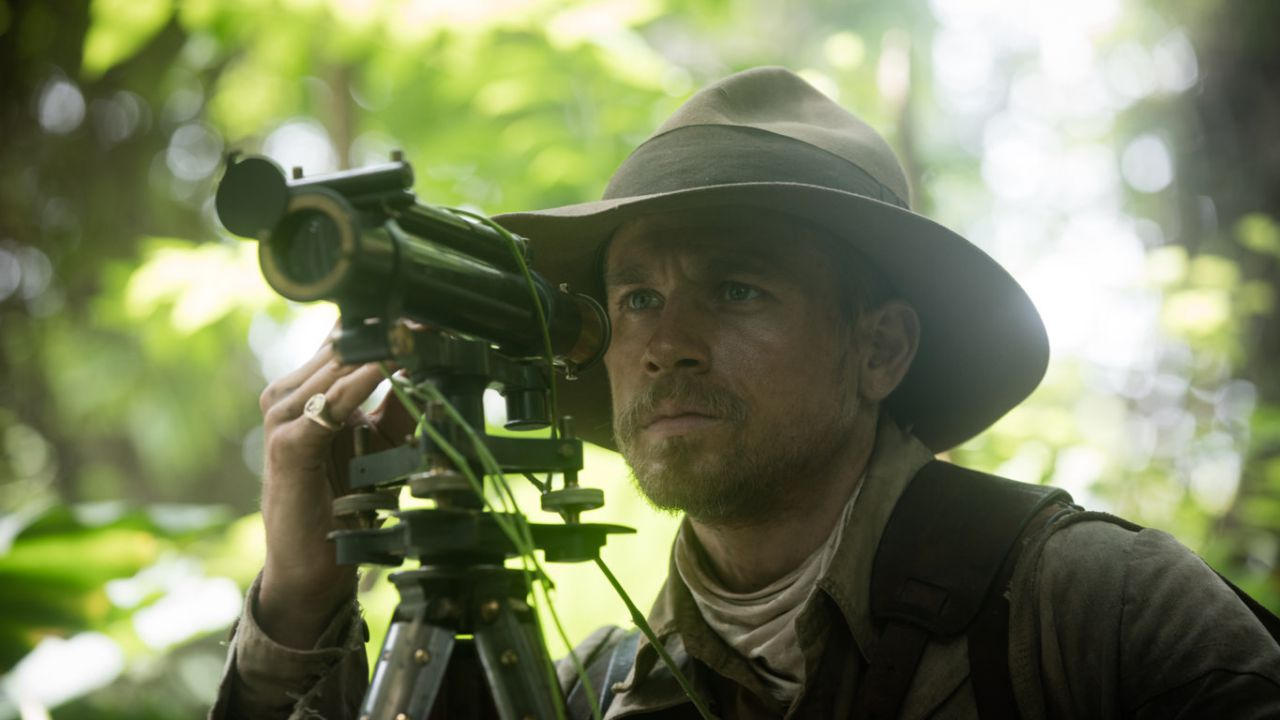 The Lost City of Z: trailer con Charlie Hunnam e Robert Pattinson