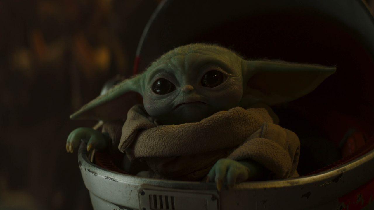 The Mandalorian 2: Un fan ha unito i personaggi di Darth Maul e Baby Yoda