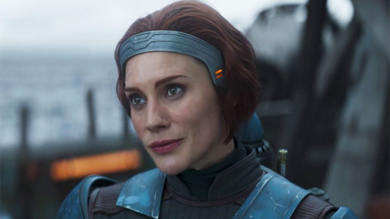 The Mandalorian, Katee Sackhoff credeva di essere sostituita con Scarlett Johansson