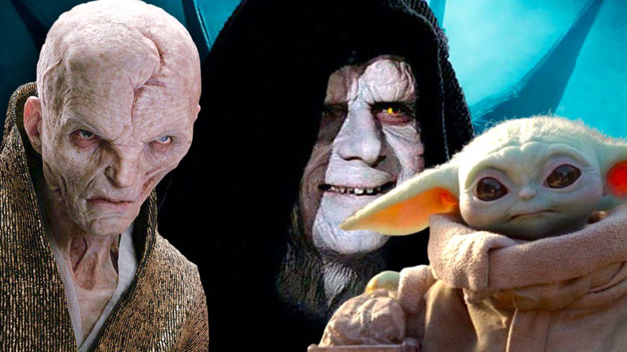 The Mandalorian: Moff Gideon è legato a Snoke e a Palpatine, secondo una teoria