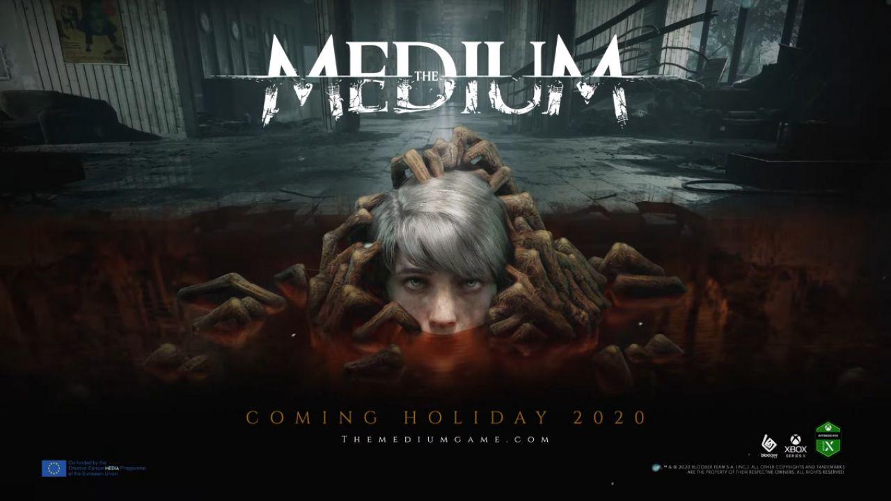 The Medium, Troy Baker su PC e Xbox Series X: l'attore interpreta il villain del gioco