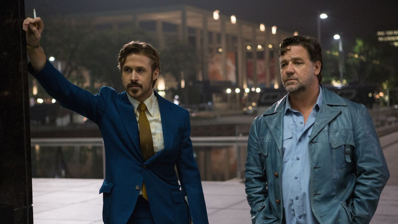 The Nice Guys: nuovo trailer e immagini del film