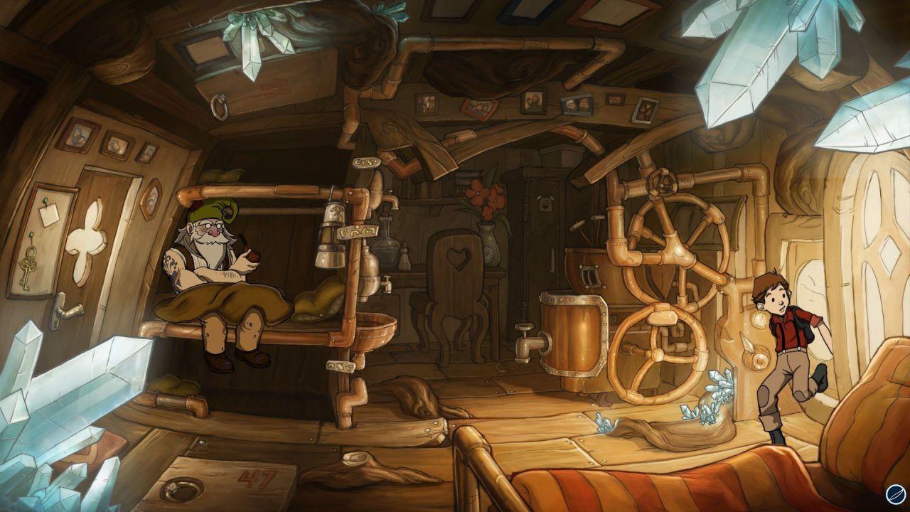 The Night of the Rabbit: nuovo titolo per l'avventura di Daedalic