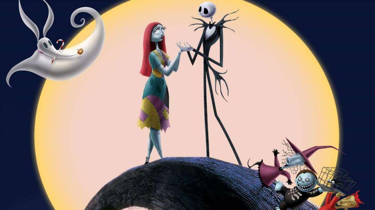 The Nightmare Before Christmas, il cult animato di Tim Burton avrà un sequel ufficiale