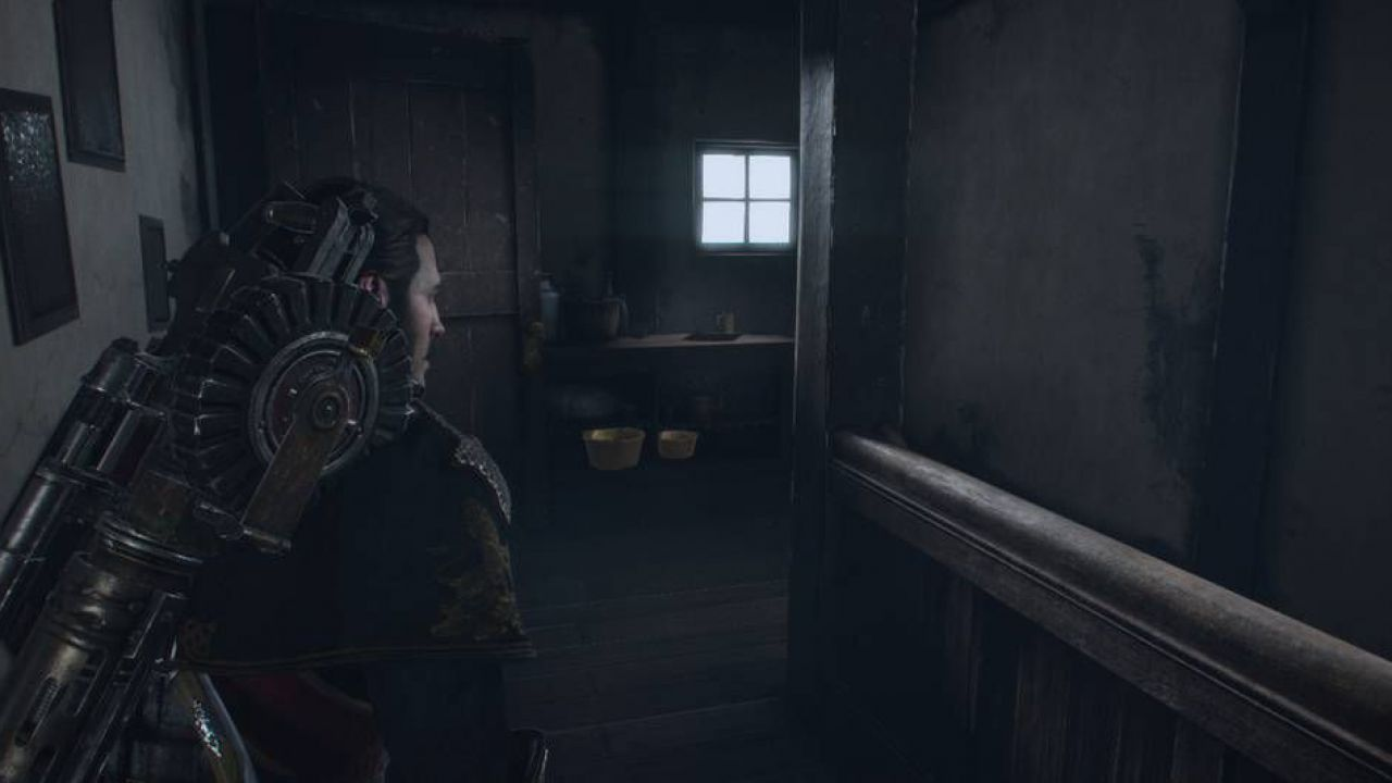 The Order 1886: nessun video ai VGX?