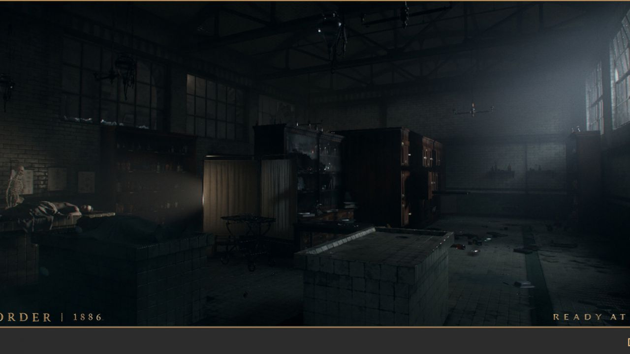 The Order 1886: video gameplay off-screen dal PAX Prime 2014