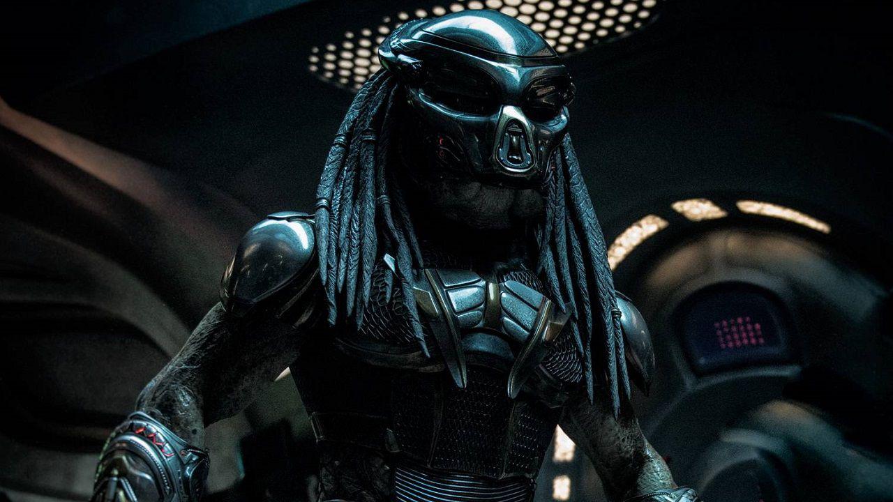 The Predator, una scintillante armatura nelle nuove foto ufficiali di Empire Magazine