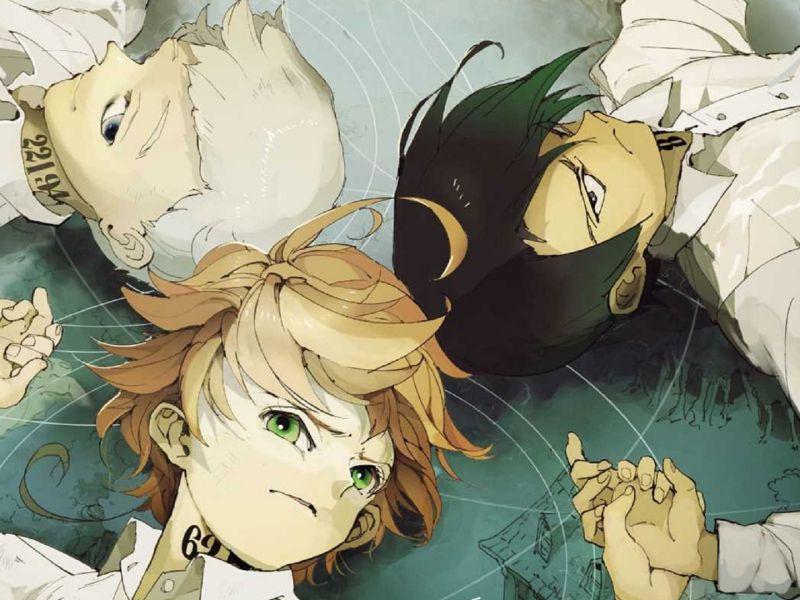 The Promised Neverland: addio al manga, annunciato capitolo finale su Weekly Shonen Jump
