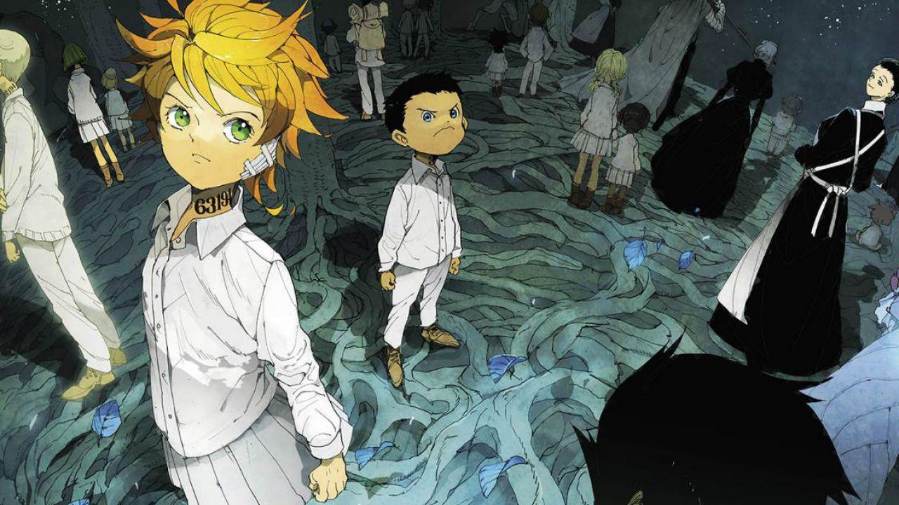 The Promised Neverland: diamo uno sguardo al primo trailer dell'anime