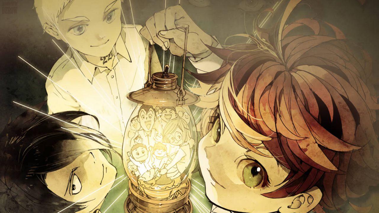 The Promised Neverland: rivelati tutti i progetti speciali per la fine del manga