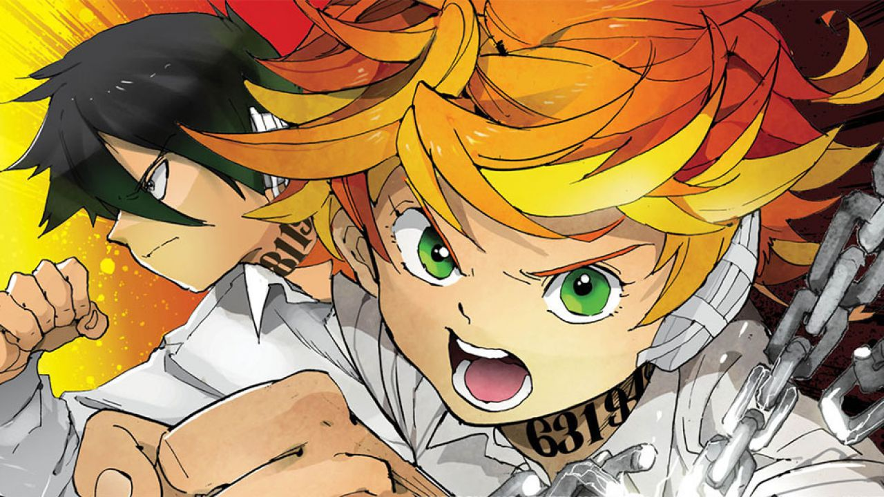The Promised Neverland: sesto trailer per l'anime di Weekly Shonen Jump