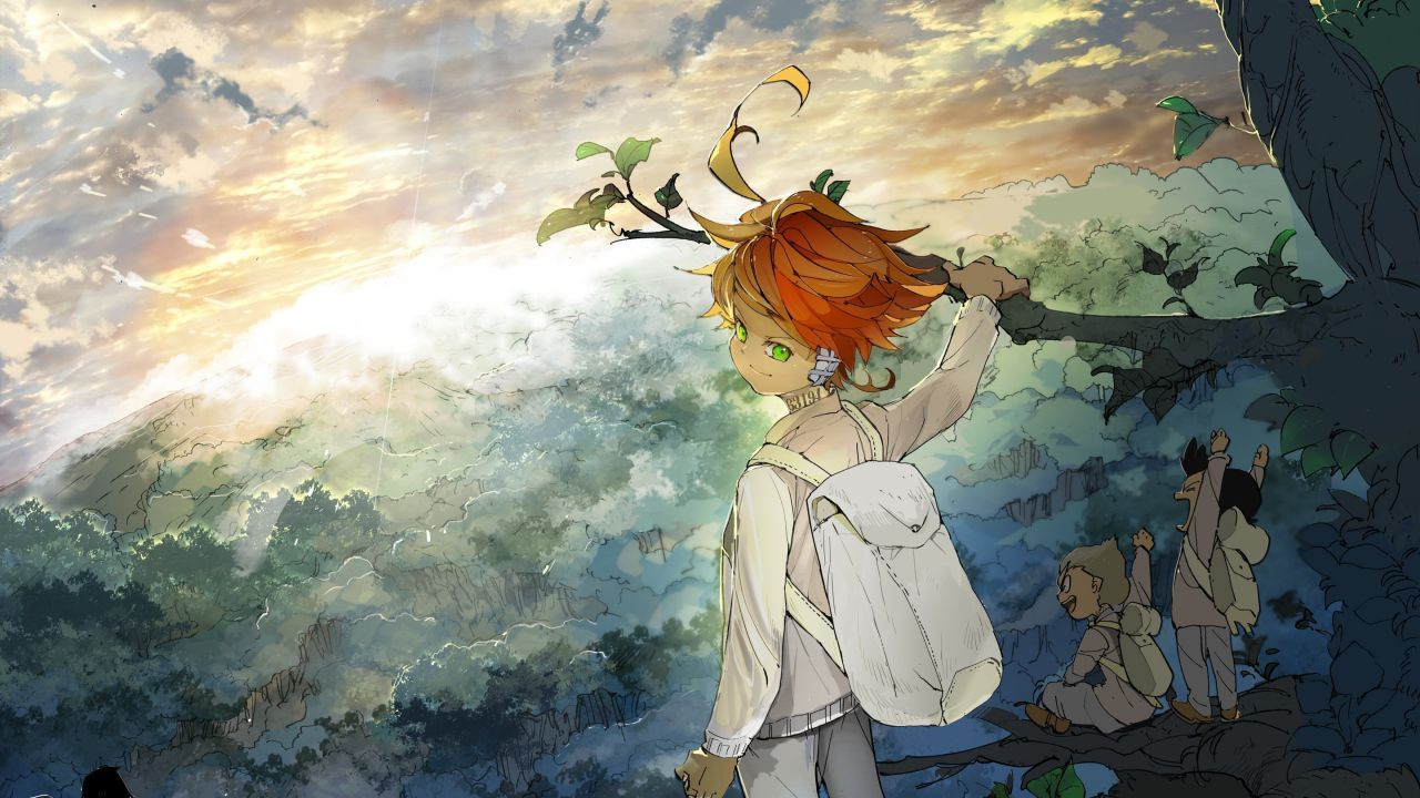 The Promised Neverland: gli spoiler del capitolo 122 ci spiegano cosa ha in mente Emma
