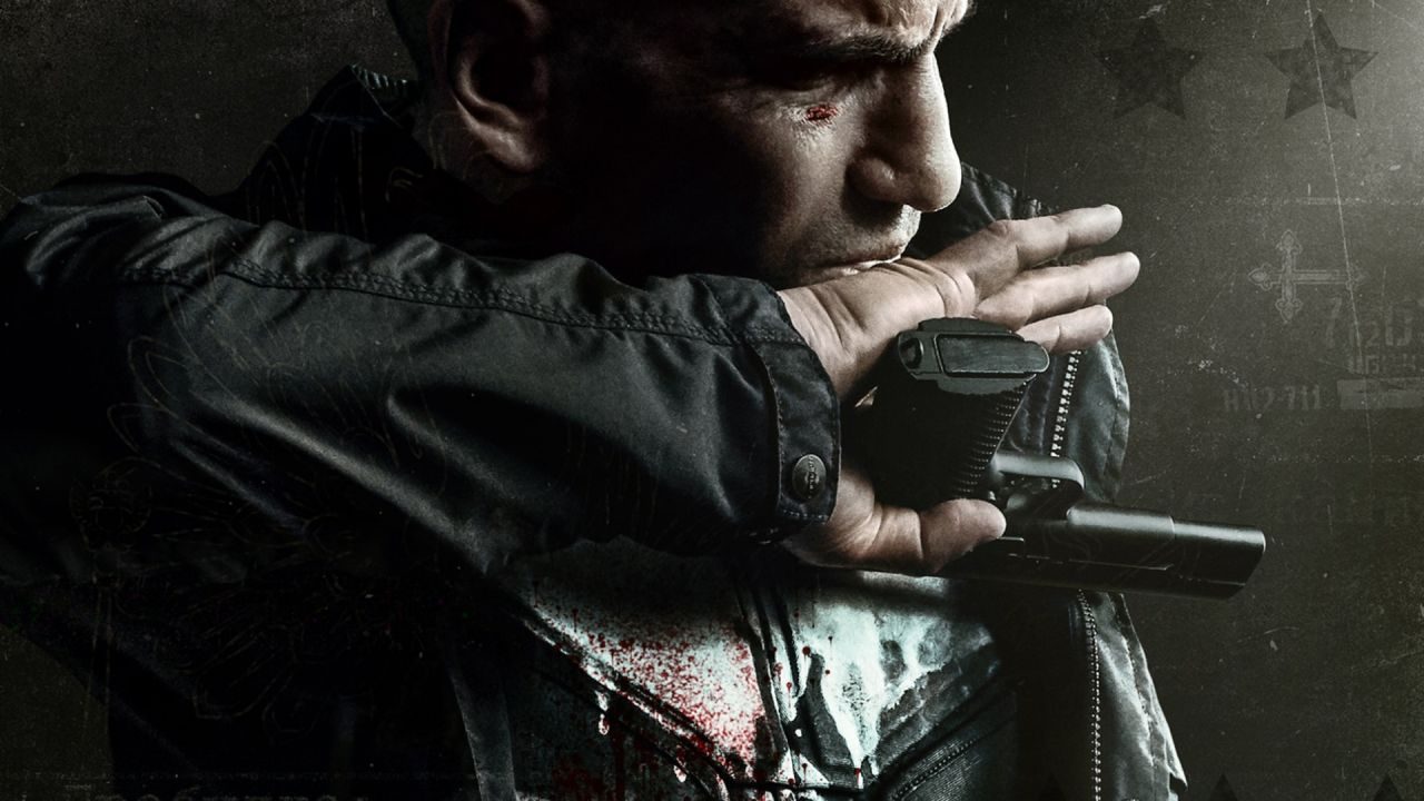 The Punisher: Joe Quesada condivide un poster alternativo di Jon Bernthal