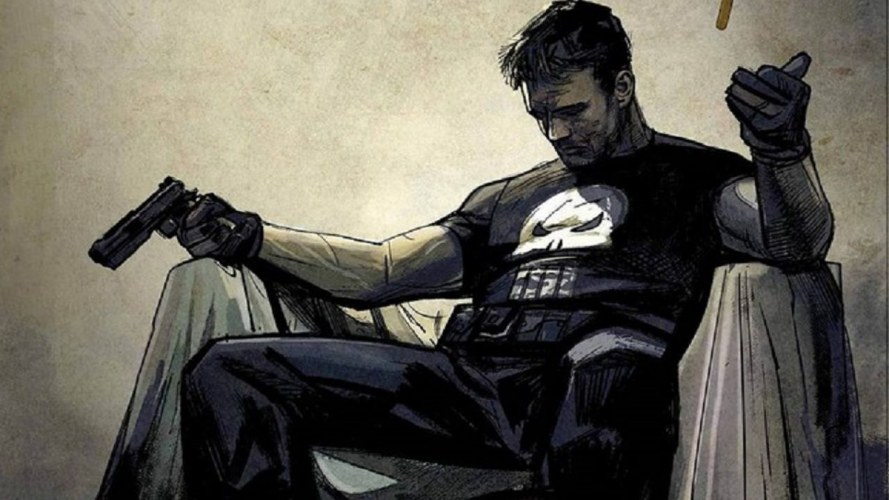 The Punisher: primo sguardo a Frank Castle con l'armatura di War Machine!