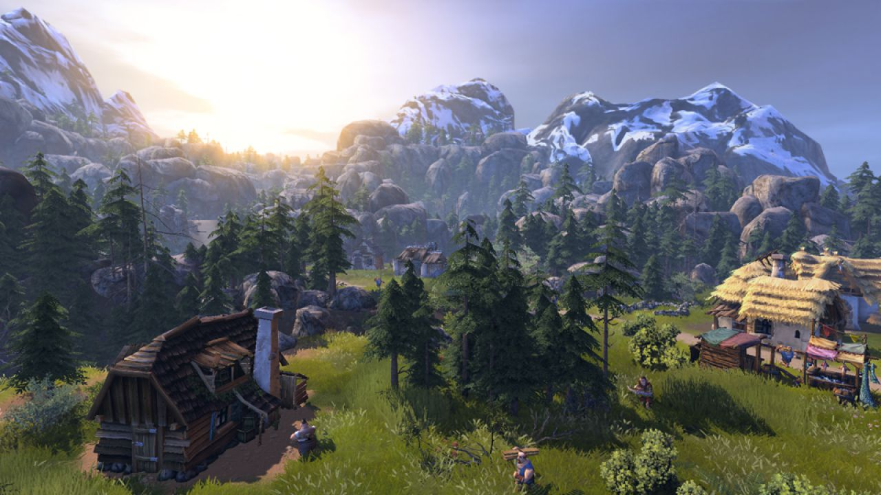 The Settlers 7: Path to a Kingdom, Ubisoft mostra la Collector's Edition