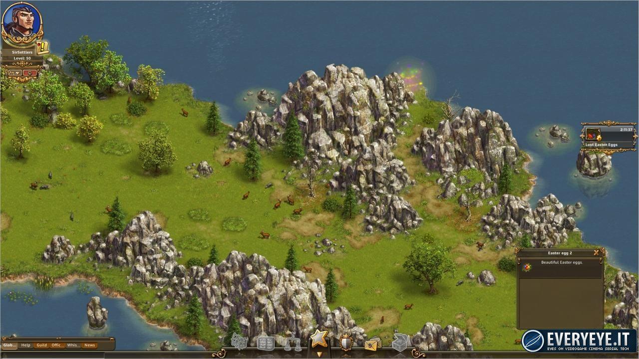 The Settlers Online: arriva la nuova modalità PvP