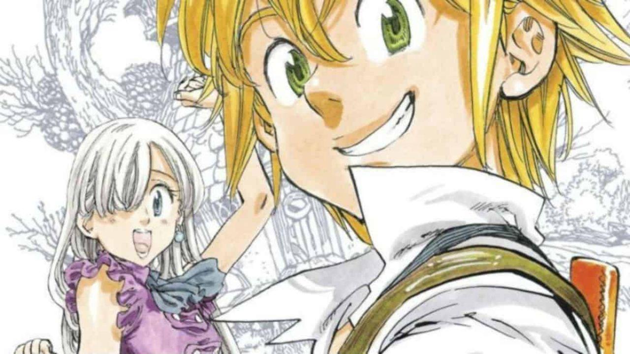 The Seven Deadly Sins: rivelata la data della fine del manga
