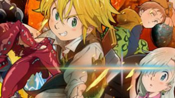 The Seven Deadly Sins Unjust Sin, copertina giapponese