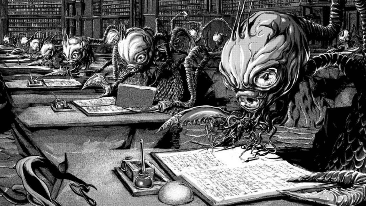 The Shadow Over Innsmouth: il manga di Gou Tanabe prossimo al climax