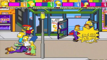 The Simpsons Arcade Game disponibile ora su Xbox Live
