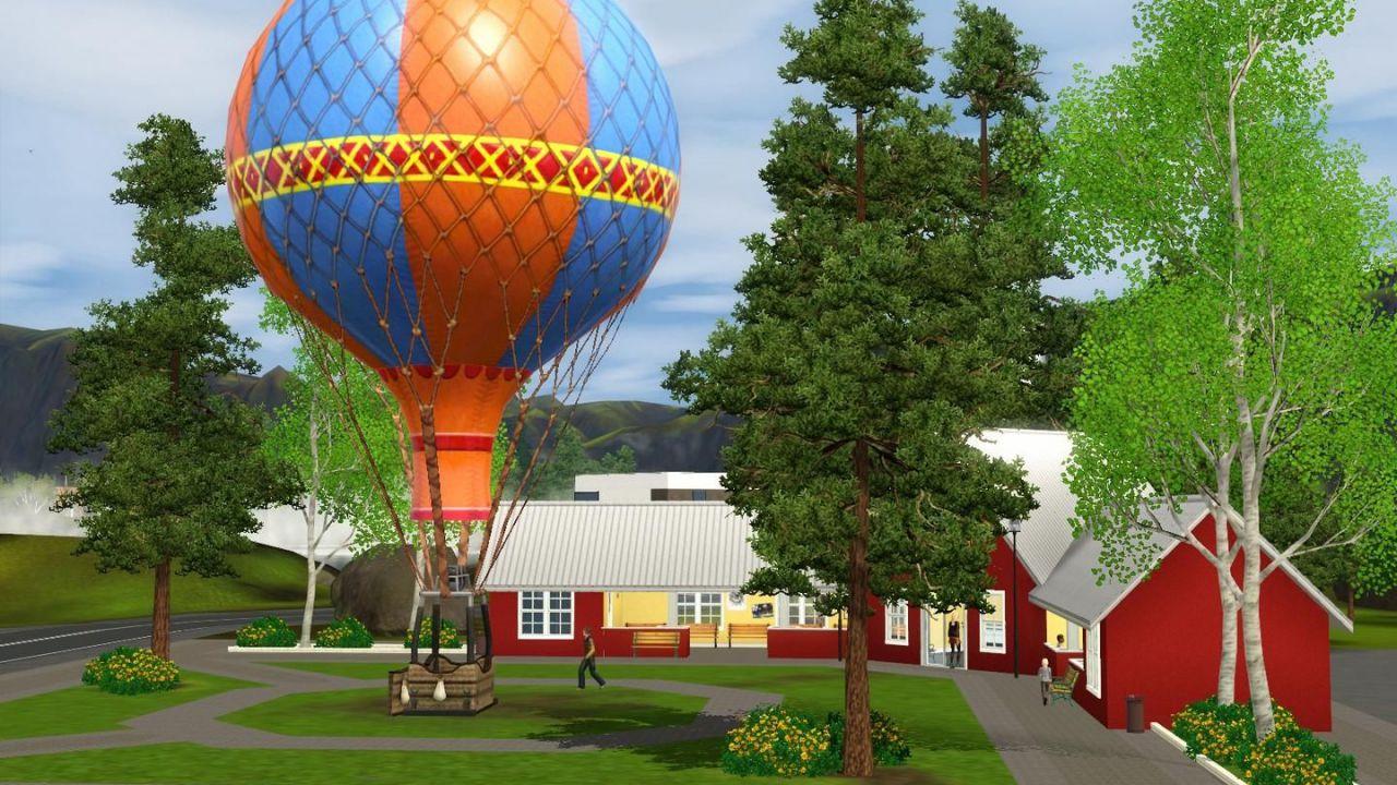 The Sims 3 Diesel Stuff Pack è disponibile da oggi