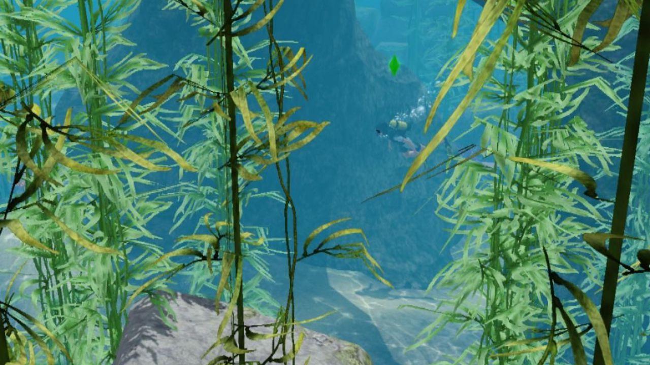 The Sims 3 Isola da Sogno: la carriera da bagnino e le attività subacquee