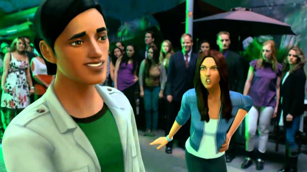 The Sims 4: note sulla day one patch