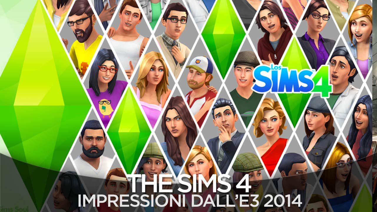The Sims 4: originale protezione anti pirateria