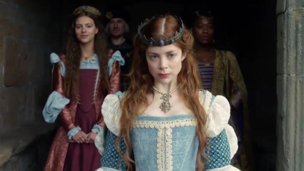 The Spanish Princess: prima foto ufficiale della nuova serie Starz