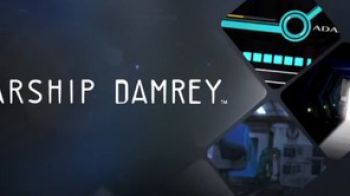 The Starship Damrey confermato questo mese sull'eshop USA