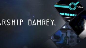 The Starship Damrey disponibile su Nintendo eShop del 3DS
