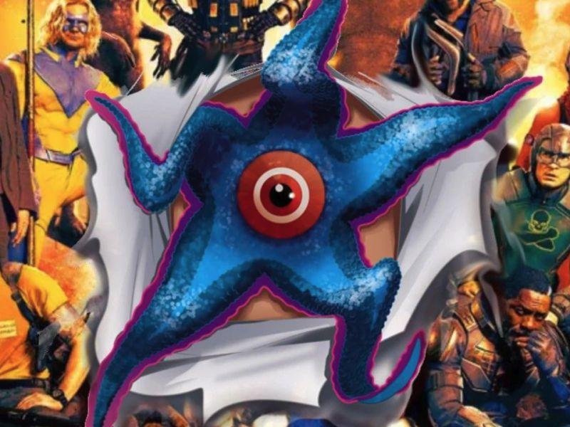 The Suicide Squad, chi è Starro? Tutto sul kaiju del film di James Gunn