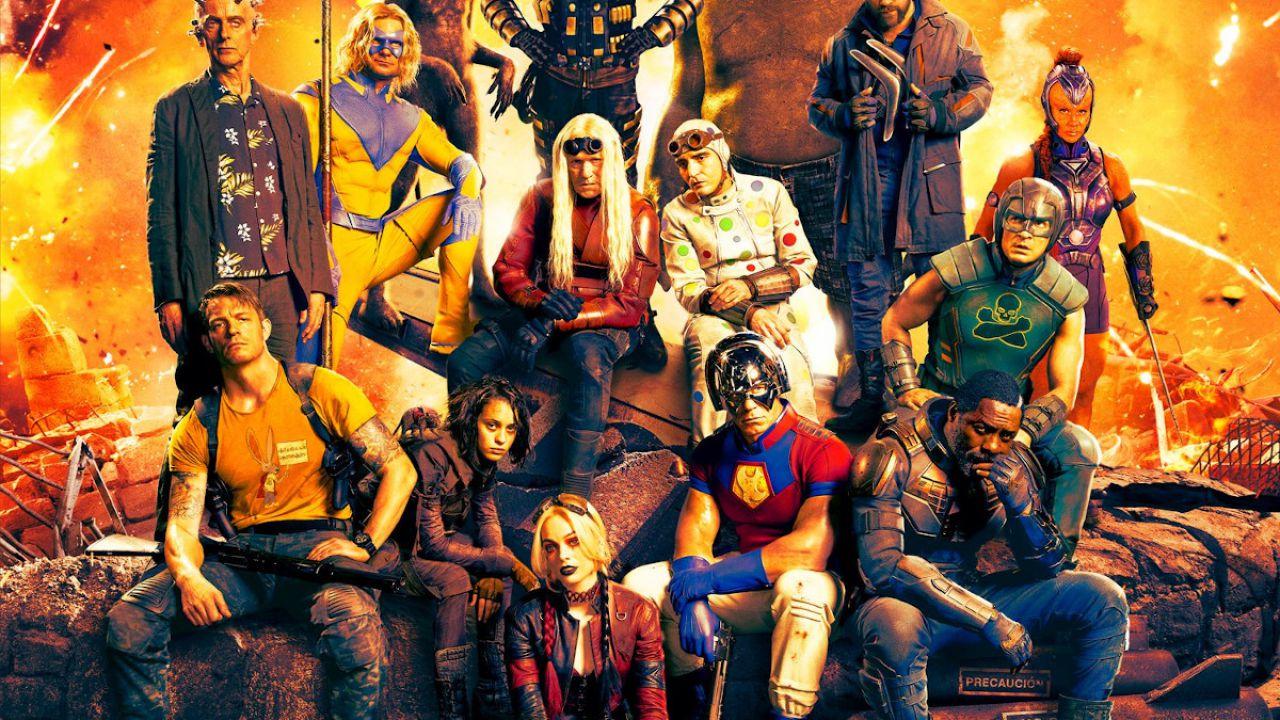The Suicide Squad, il film avrà un panel al CCXP Worlds: nuovo trailer in arrivo?