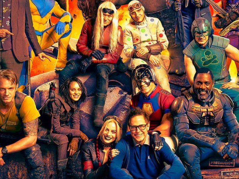 The Suicide Squad, il film di James Gunn torna a mostrarsi nel nuovo spot TV