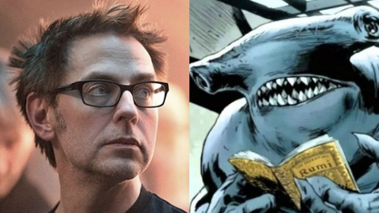 The Suicide Squad, ci sarà anche Re Squalo nel film di James Gunn?