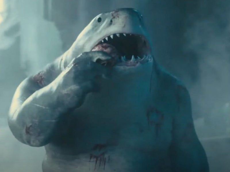 The Suicide Squad, ecco il video mashup tra Baby Shark e King Shark!