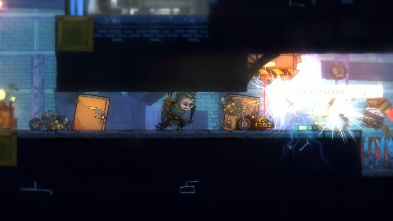 The Swindle arriva a settembre su Wii U