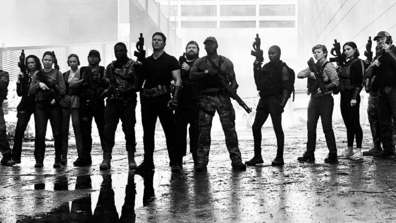 The Tomorrow War: il film sci-fi con Chris Pratt venduto ad Amazon per una cifra pazzesca