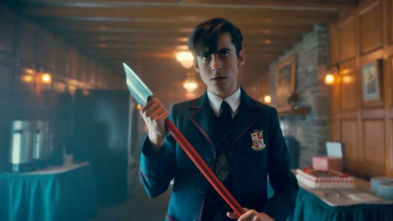 The Umbrella Academy 3: la top 5 di scene che rendono Cinque il miglior personaggio