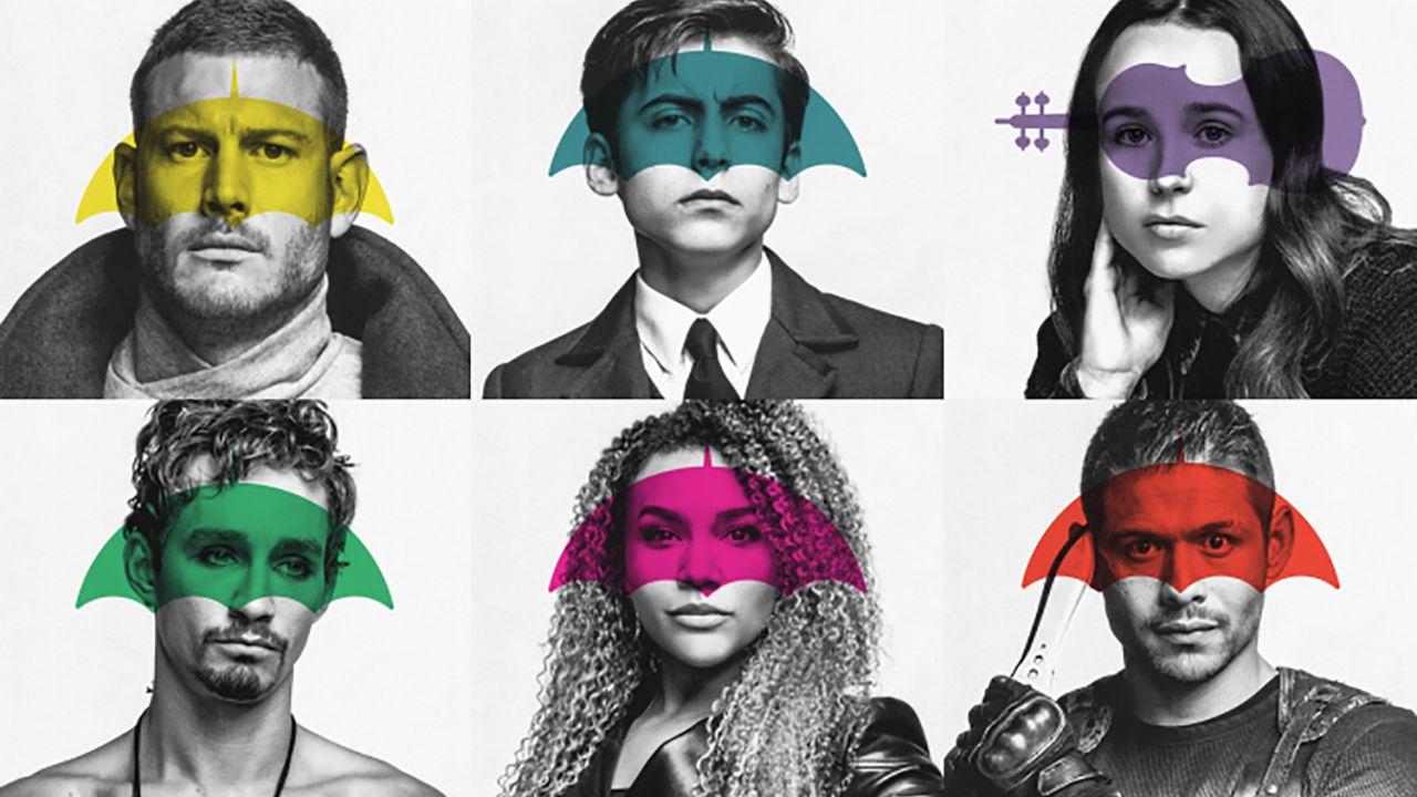 The Umbrella Academy: confermata ufficialmente la seconda stagione