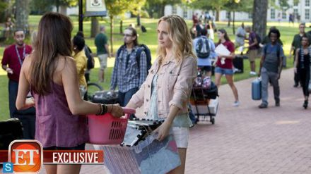 The Vampire Diaries 5: materiale promozionale dal ventunesimo episodio, Promised Land