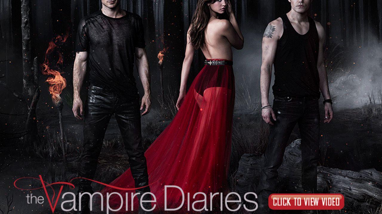 The Vampire Diaries 5: promo, featurette e materiale fotografico dalla nuova stagione